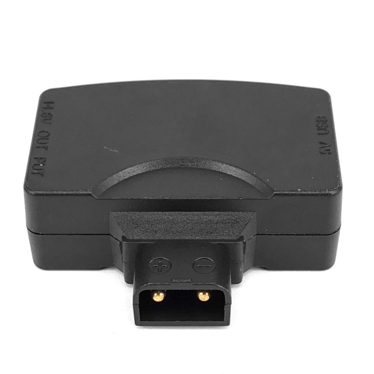 EB-DT-4 Разветвитель питания D-TAP «папа» — USB «мама» + D-TAP «мама»